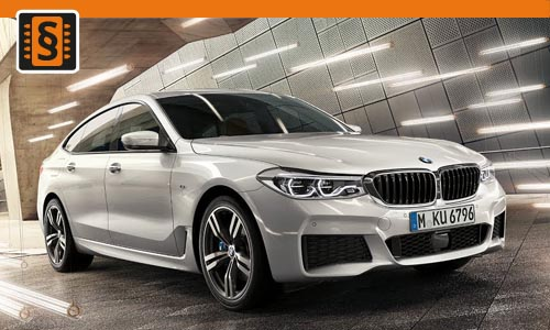 Chiptuning BMW 6 20d 140kw (190hp)