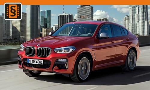 Chiptuning BMW X4 30d 195kw (265hp)