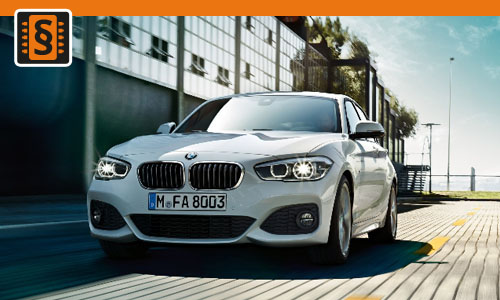 Chiptuning BMW 125d  155kw (211hp)