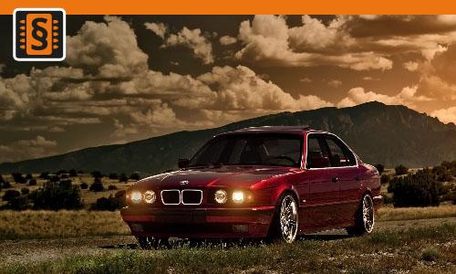 Chiptuning BMW 530i 160kw (218hp)