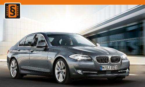 Chiptuning BMW 530d  180kw (245hp)