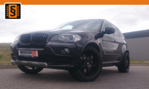 Chiptuning BMW X5 xDrive 30d 173kw (235hp)