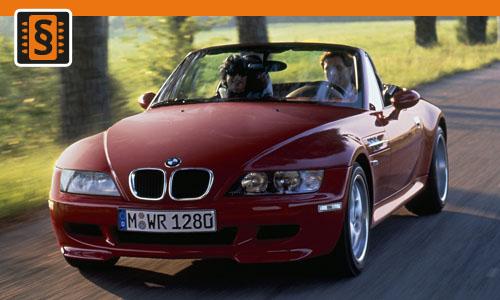 Chiptuning BMW Z3 1.9 103kw (140hp)