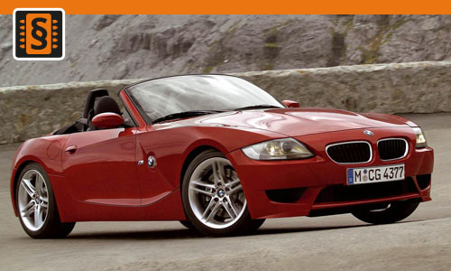 Chiptuning BMW Z4-series 2.5si 160kw (218hp)