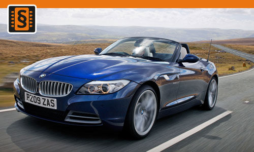 Chiptuning BMW Z4-series 23i  150kw (204hp)