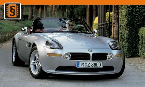 Chiptuning BMW Z8-series 5.0 294kw (400hp)
