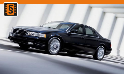 Chiptuning Cadillac Seville 4.6i STS 224kw (305hp)