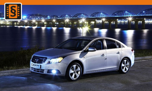 Chiptuning Chevrolet Lacetti 2.0 TCDI 89kw (121hp)