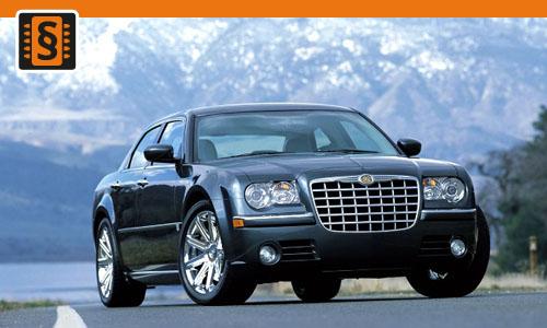 Chiptuning Chrysler 300C 3.0 CRD 160kw (218hp)