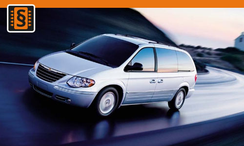 Chiptuning Chrysler Voyager / Grand Voyager 2.5 CRD 103kw (140hp)