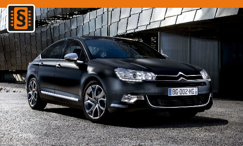 Chiptuning Citroen C5 2.0 HDI 66kw (90hp)