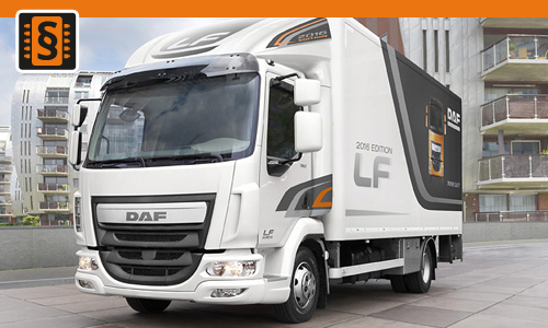 Chiptuning DAF LF Euro6 PX5  110kw (150hp)
