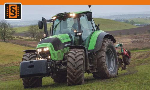 Chiptuning Deutz 7 Series 7210 TTV 151kw (205hp)