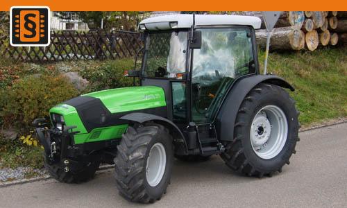 Chiptuning Deutz Agroplus 950 8.7L  68kw (93hp)