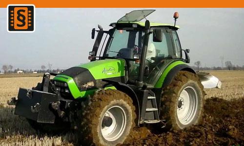 Chiptuning Deutz Agrotron TTV 630 6.0  149kw (203hp)