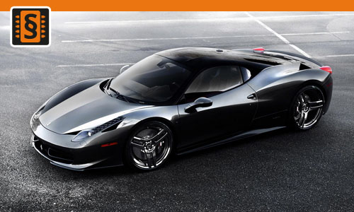 Chiptuning Ferrari 348 GTS/GTB/Spider  235kw (320hp)