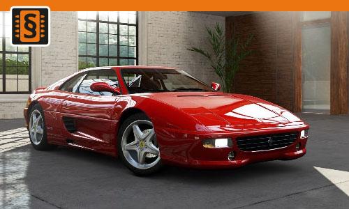 Chiptuning Ferrari 355 GTS/GTB/Spider  279kw (380hp)