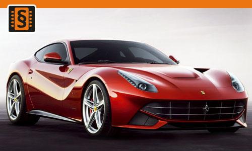 Chiptuning Ferrari F12berlinetta 6.3 V12 544kw (740hp)