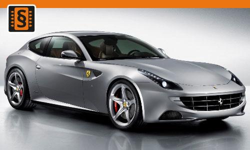 Chiptuning Ferrari FF 6.3 V12 485kw (660hp)