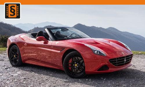 Chiptuning Ferrari California T 3.9 V8 Bi-Turbo 412kw (560hp)