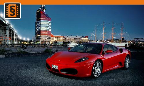 Chiptuning Ferrari F430 4.3 V8 Scuderia 375kw (510hp)