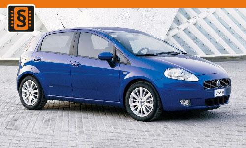 Chiptuning Fiat Grande Punto 1.6 JTDM 88kw (120hp)