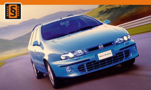 Chiptuning Fiat Marea 1.9 JTD 74kw (100hp)