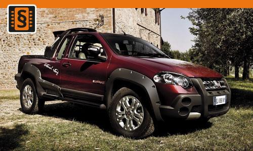 Chiptuning Fiat Strada 1.3 JTDM 63kw (85hp)