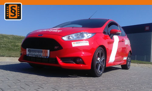Chiptuning Ford Fiesta 1.0i  59kw (80hp)