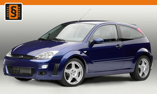 Chiptuning Ford Focus 1.8 TDCi 74kw (100hp)