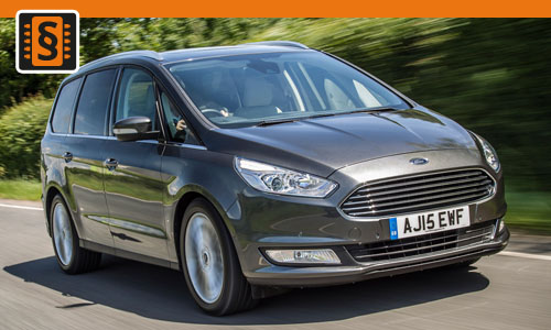 Chiptuning Ford Galaxy 2.0T Ecoboost 176kw (240hp)