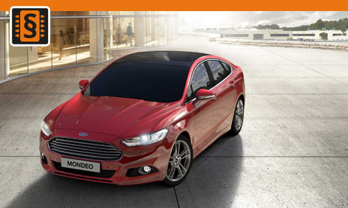 Chiptuning Ford Mondeo 1.5T Ecoboost 121kw (165hp)