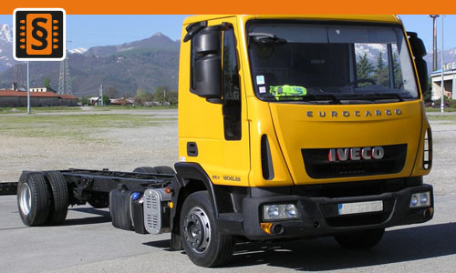 Chiptuning Iveco EuroCargo 3.9L E14 103kw (140hp)