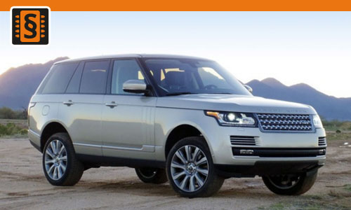 Chiptuning Range Rover 5.0 V8 Supercharged 375kw (510hp)