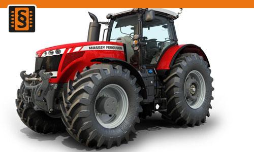 Chiptuning Massey Ferguson 9000 Series 9795 8.4  263kw (357hp)
