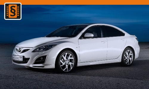 Chiptuning Mazda 6 2.0 MZR 114kw (155hp)