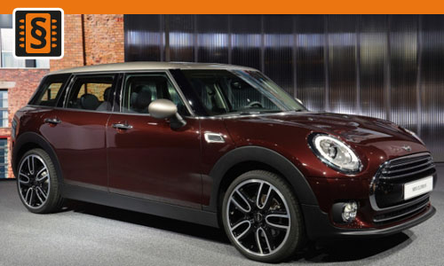 Chiptuning Mini Clubman 2.0D  105kw (143hp)