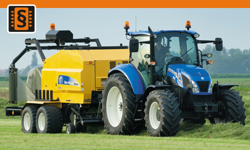 Chiptuning New Holland T5 T5.115 EC  84kw (114hp)