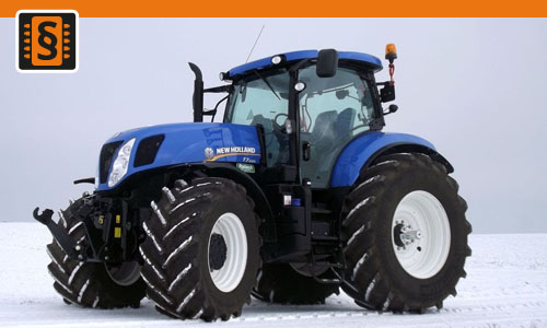 Chiptuning New Holland T7 T7.170  92kw (125hp)