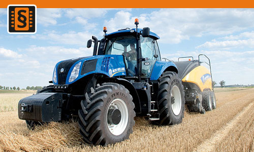 Chiptuning New Holland T8 T8.330  209kw (284hp)