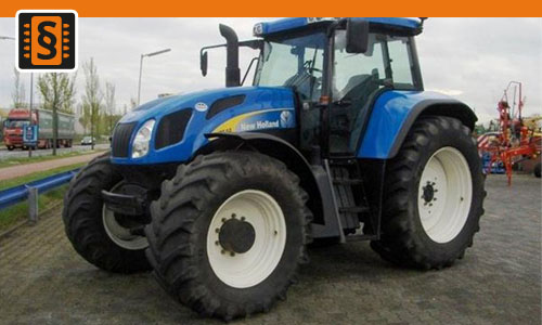 Chiptuning New Holland TVT 135  101kw (137hp)