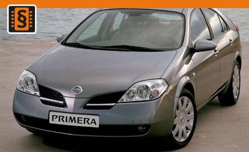 Chiptuning Nissan Primastar 2.2 dCi 101kw (138hp)