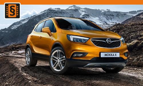 Chiptuning Opel Mokka 1.7 CDTi 96kw (130hp)