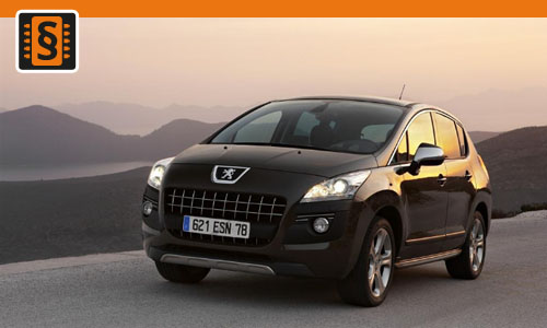 Chiptuning Peugeot 3008 2.0 BlueHDi 110kw (150hp)