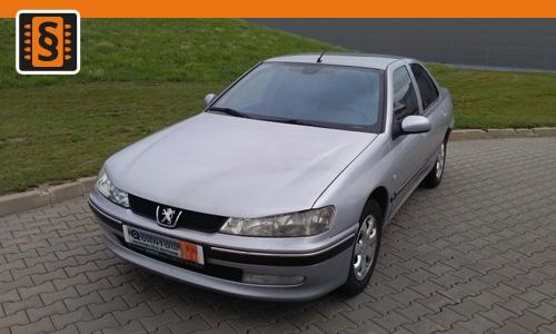 Chiptuning Peugeot 406 2.0 HDI 66kw (90hp)