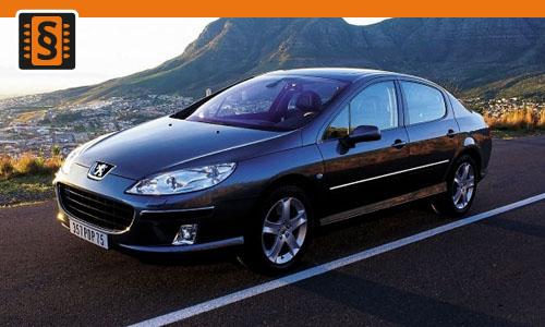Chiptuning Peugeot 407 1.6 HDI 80kw (109hp)