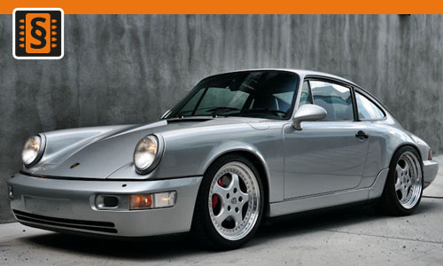 Chiptuning Porsche 911 RS  191kw (260hp)