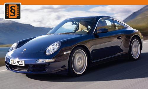 Chiptuning Porsche 911 Turbo 3.8  368kw (500hp)
