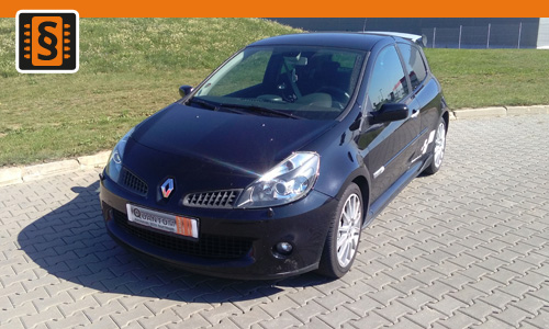Chiptuning Renault Clio 1.2 TCe 74kw (100hp)