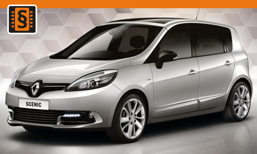 Chiptuning Renault Scénic / Grand Scénic 2.0 dCi 118kw (160hp)